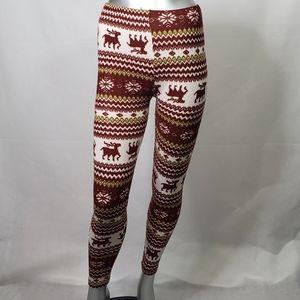 Reindeer Legging